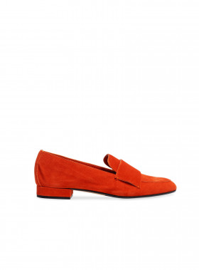 ATP ATELIER LOAFER WINNIE LAVA RED SUEDE