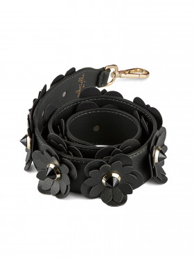 GABRIELLE BY P AXELREM BLOSSOM BLACK/GOLD