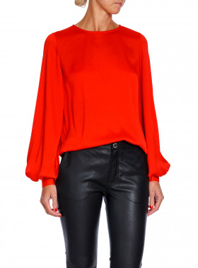 STYLEIN BLUS ISMAY, RED