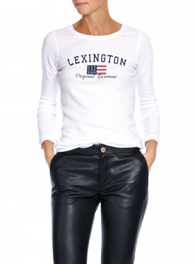 LEXINGTON TOP THELMA BRIGHT WHITE
