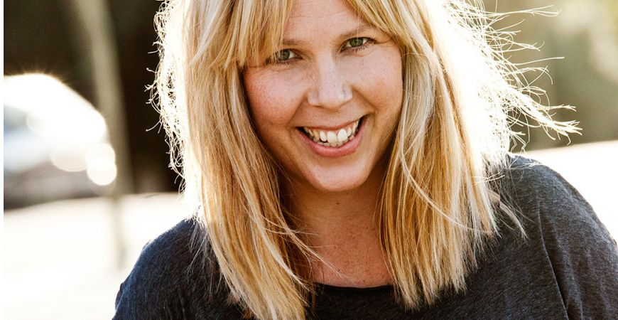 Möt Sarah Thörnqvist
